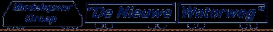 Modelspoor Groep De Nieuwe Waterweg